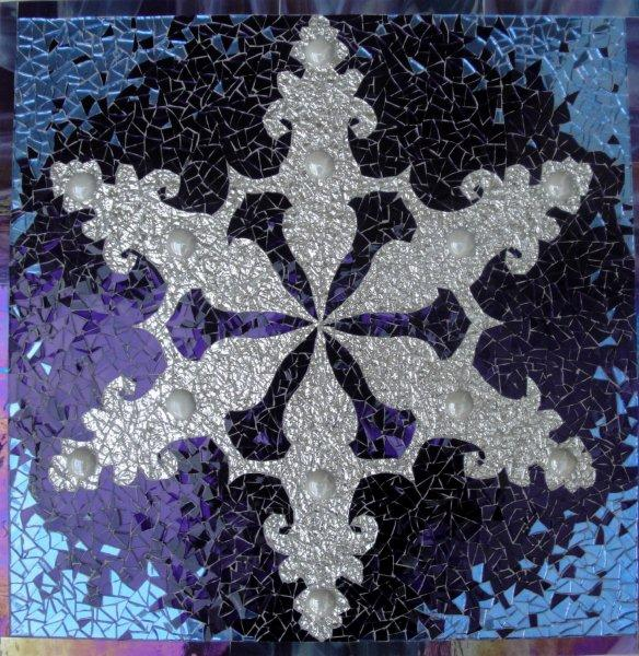 Finished project Snowflake